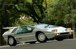 O carro foi apresentado no Salão de São Paulo de 1984 e chamou atenção pelas linhas futuristas, inspiradas no conceito Bertone Carabo, de 1968