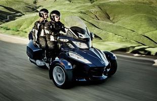 O triciclo RT-S começa a ser vendido em março com preço de R$ 89.900