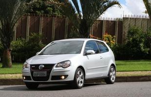 O GTI da quarta geração chegou a ser trazido para o Brasil e contava com o 1.8 20V turbo de 150 cv