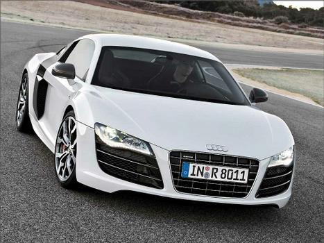 O Audi R8 cede a sua plataforma para o novo Hispano-Suiza
