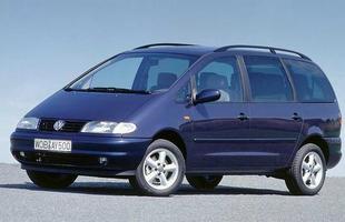 O modelo original foi lançado em 1995 e passou por uma reestilização mais extensa em 2000