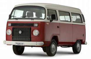 A Volkswagen lançou em 2007 uma versão que comemora os 50 anos da chegada da Kombi ao Brasil