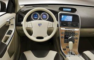 Interior do XC60