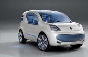 Renault Kangoo Z.E. conceito