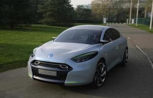 Renault Fluence Z.E. conceito