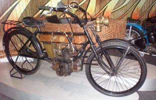 Moto belga FN, de 1909, uma das mais raras do Brasil, é destaque