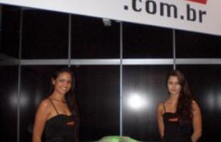 Visitante que for ao estande do Vrum na 1ª Motofair pode fazer anúncio grátis e ainda se diverte