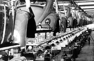 A planta de Anchieta produzia o modelo que motorizou o país