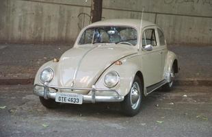 Um belo representante do Volkswagen Sedã, um 1.300 de 1968