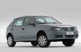 VW Gol G4 Trend  2011