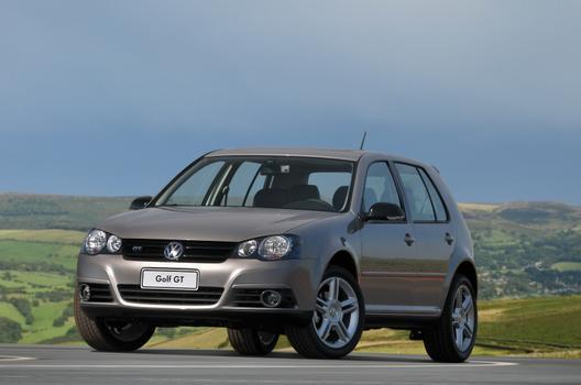 VW Golf 2011