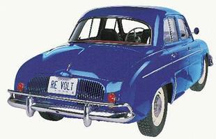 O motor elétrico era capaz de levá-lo até 97 km/h, com um alcance de 97 km