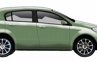 A plataforma será a mesma do novo Fiat Uno, mas o Palio de segunda geração terá um aspecto parrudo, como o Renault Sandero