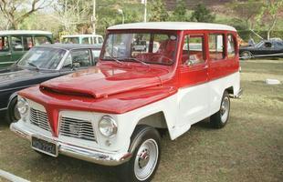 Com a nacionalização completa em 1960, a Rural ganhou um estilo exclusivo da Willys-Overland