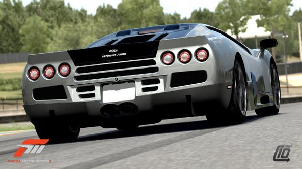 SSC Ultimate Aero