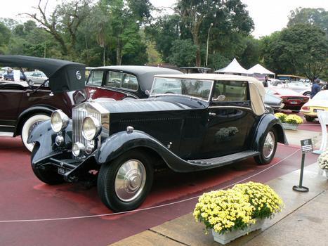 Rolls-Royce Phantom II 1933