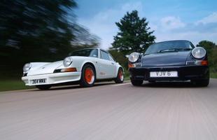 Até mesmo o clássico RS foi recriado, com mais potência e equilíbrio, graças a base modernizada do 964