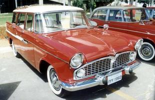 Ainda em 1962, a Simca lançou a Jangada (Marly na França), uma perua que permitia levar dois passageiros a mais em uma terceira fileira de bancos