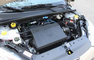 Motor Rocam 1.6 Flex proporciona bom desempenho ao hatch