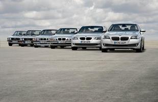 Sexta geração do Série 5 chega totalmente reformulada, com opção de carroceria fastback