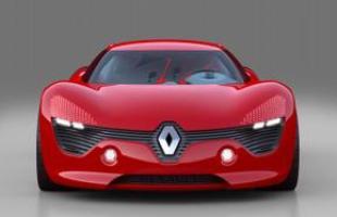 Novo protótipo elétrico da Renault possui linhas, segundo a montadora, sensuais