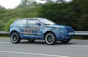 Range Rover Evoque fará testes nas maiores metrópoles do mundo