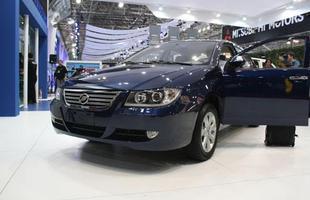 Lifan quer emplacar o sedã 620 no Brasil com vários itens de série e preço competitivo