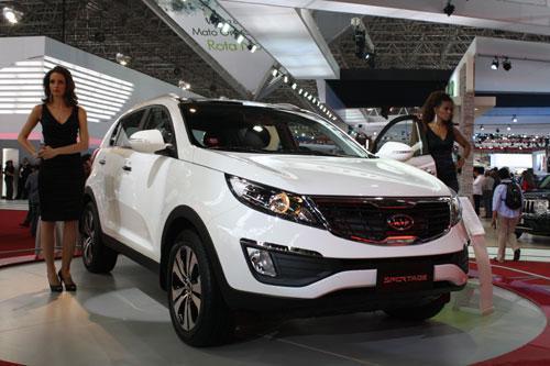 Novo Kia Sportage foi lançado oficilamente no Salão de São Paulo por a partir de R$ 83 mil