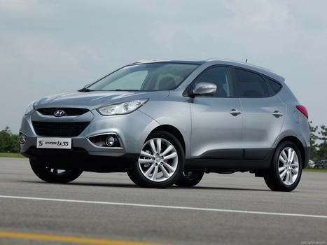 Publicidade mentirosa do ix35 contribuiu para o prêmio da Hyundai neste ano