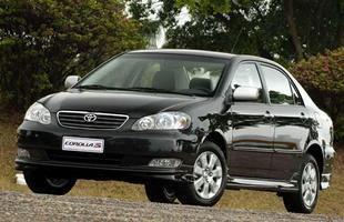Em 2004, a Toyota anunciou garantia de três anos para o então novo Corolla. Mas cobrou caro do consumidor pelas revisões obrigatórias nesse período. Depois de levar o troféu, decidiu reduzir o valor cobrado do cliente