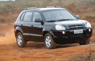 Dois anos antes de o Tucson começar a ser montado na unidade de Anápolis, em Goiás, a Hyundai anunciava o utilitário-esportivo como carro nacional