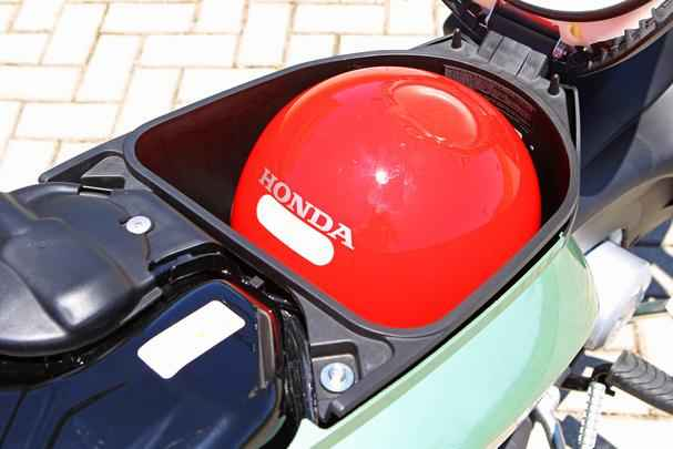 Linha Honda 2011