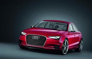 Destaque da marca alemã no Salão de Genebra 201, o Audi A3 Concept tem tudo para entrar em produção em breve. Estilo segue as linhas de outros modelos da marca, com carroceria larga e baixa