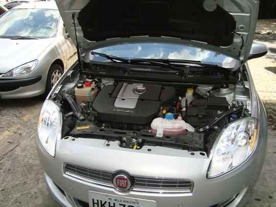 Motor E.torQ 1.8 16V rende 132 cv (gasolina) e 132 cv (etanol)
