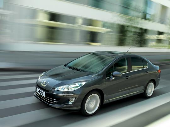 Começam as vendas do Peugeot 408