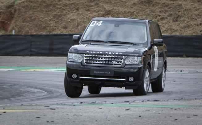 Range Rover Vogue TDV8