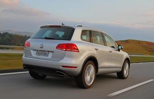 VW TOUAREG 2011