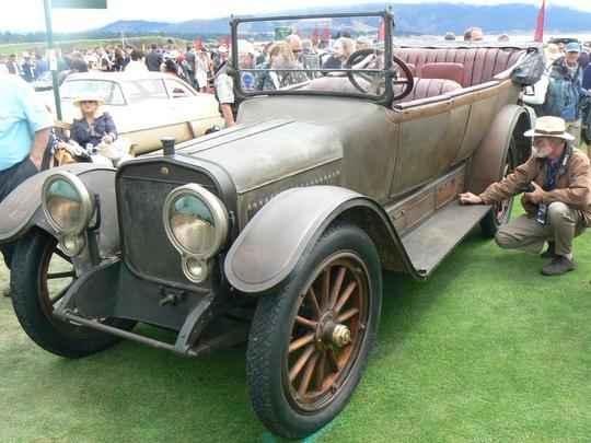 Winton Six 1916