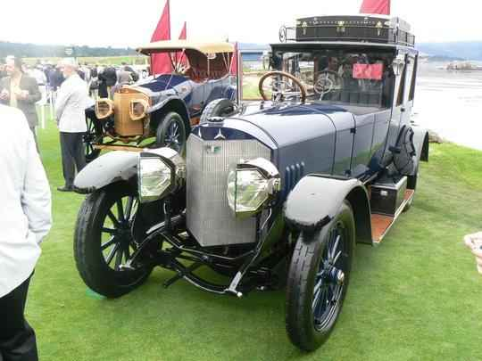Mercedes-Benz 1915