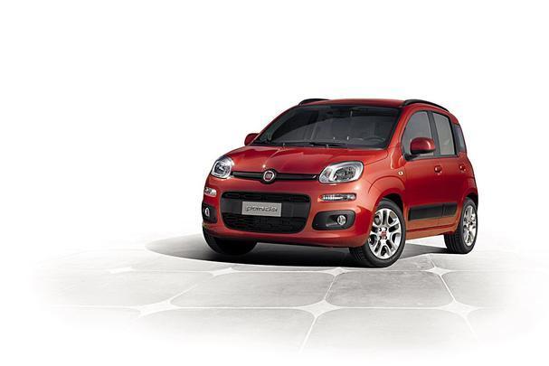 Além do Punto, a Fiat também vai apresentar o Panda em Frankfurt