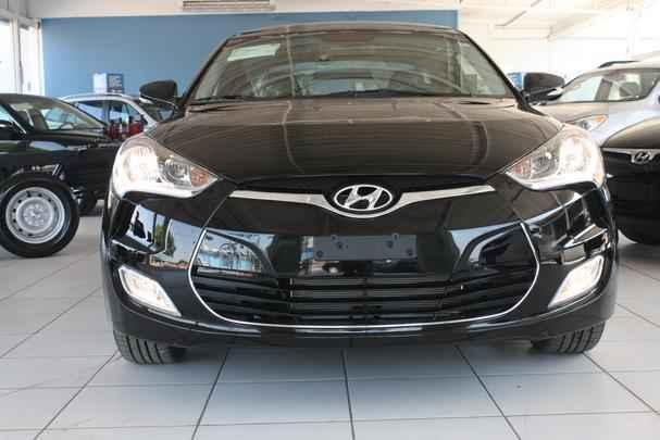 Hyundai Veloster chega em concession�ria de Belo Horizonte - Marcello Oliveira/EM/D.A PRESS