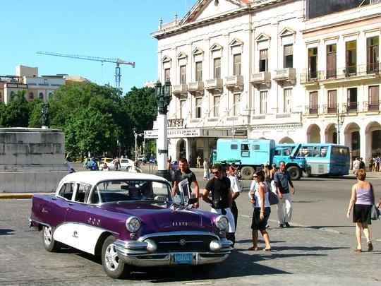 Carros cubanos
