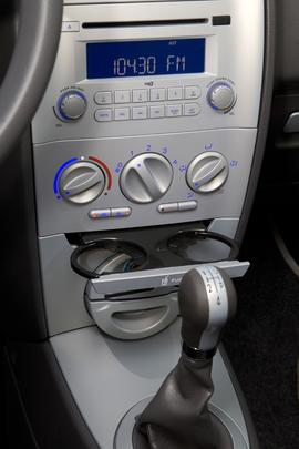 Compacto oferece vários mimos ao motorista