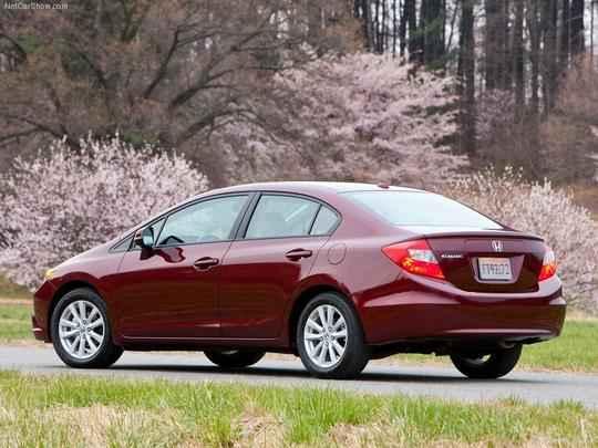 Honda Civic lançado no Canadá e nos Estados Unidos, semelhante ao que chega ao Brasil em dezembro