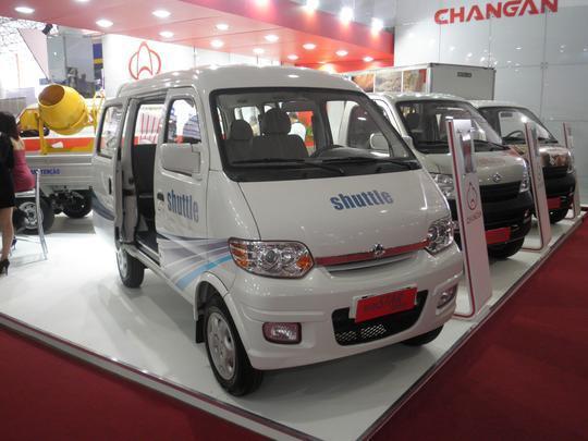 Changan MiniStar 1