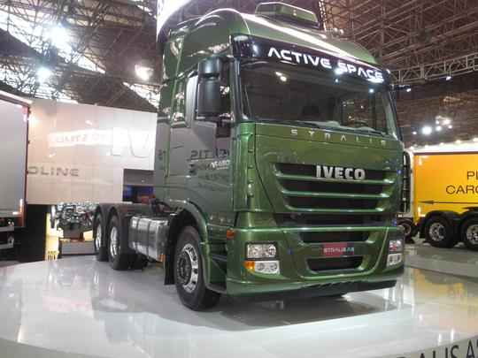 Iveco Stralis Active Space 480