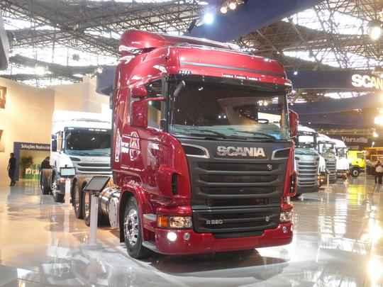 Scania Highline R620 V8 15