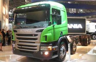 Scania P270 movido a etanol