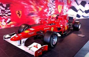 Parque de diversões Ferrari World, em Abu Dhabi