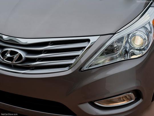 Novo Hyundai Azera é apresentado no Salão de Los Angeles